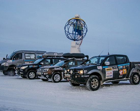 Экспедиционные автомобили