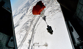 Airborne Forces paratroopers to land on Arctic ice floe