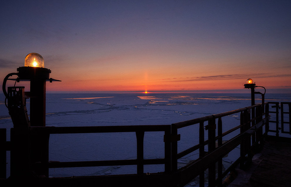 The offshore extraction of hydrocarbons on the Russian Arctic shelf until 2035 is more cost-efficient