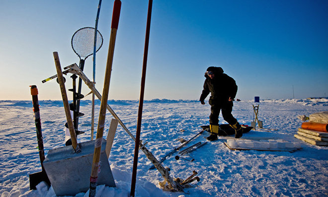 International Arctic drifting ice station to open in April 2017