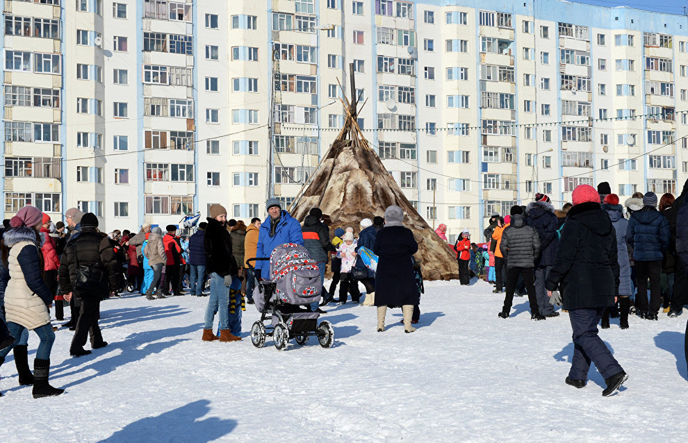 Reindeer Herders' Day celebrations