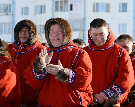 Reindeer Herders' Day celebrations