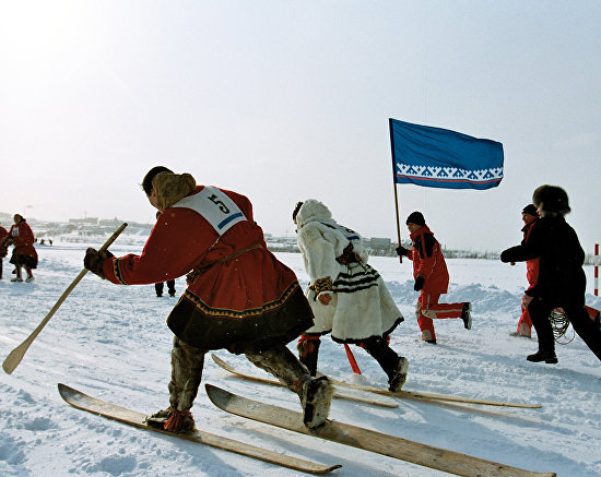 A ski race