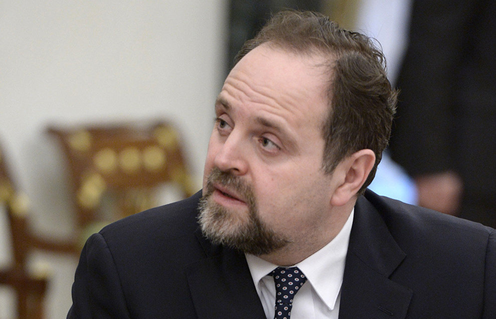 Sergei Donskoi to discuss Russia's Arctic shelf expansion bid at UN