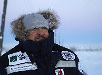 Шиллер Дмитрий Августович, председатель отделения РГО в Республике Татарстан