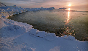 В Арктике зафиксировано уменьшение содержания озона в атмосфере