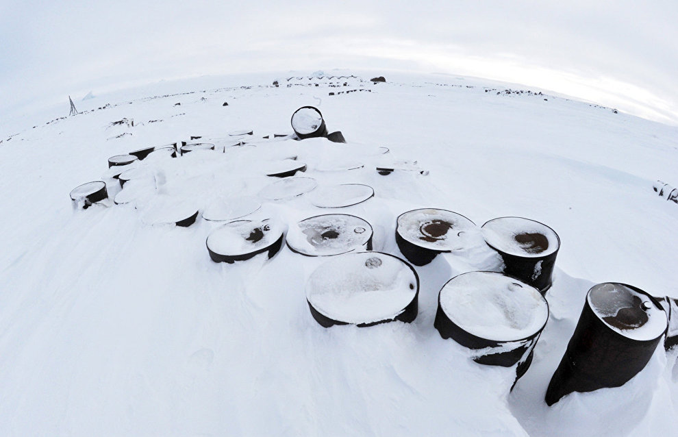 Prosecutor General's Office may set up environmental prosecutor's office in the Arctic