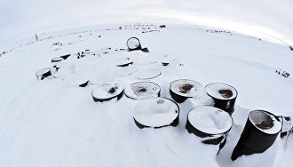 10,000 tons of waste to be cleared from the Arctic in 2017
