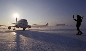 Российские учёные разработали герметик для авиации и судов в Арктике
