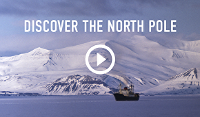 Discover the North Pole. Match Wits with Polar Explorers