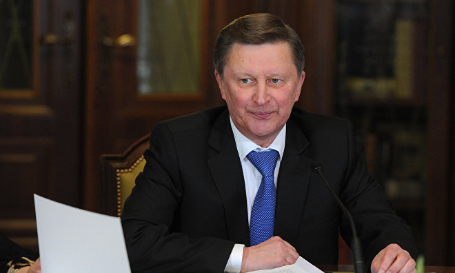 Sergei Ivanov: We must clean the Arctic and other regions of the country