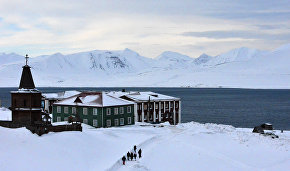 На Шпицбергене установлен температурный рекорд