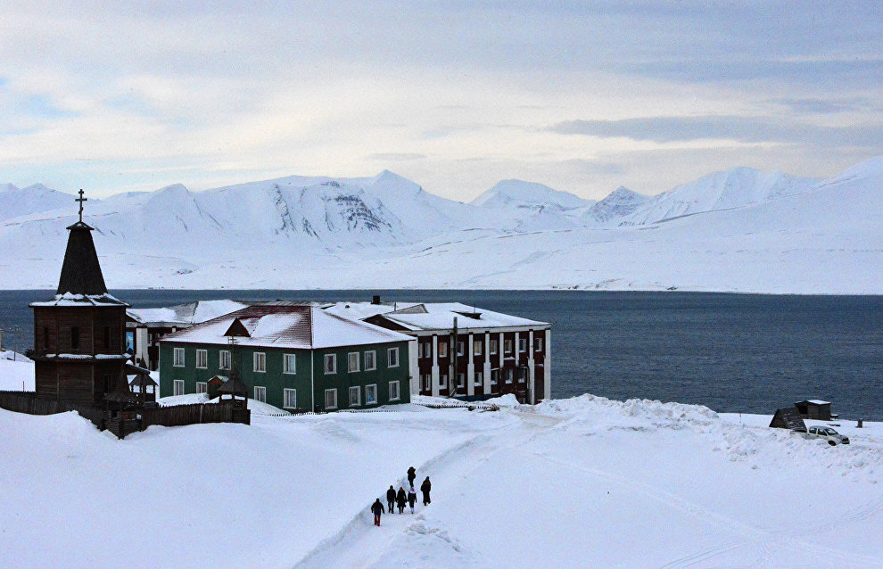 Highest ever temperature recorded on Spitsbergen