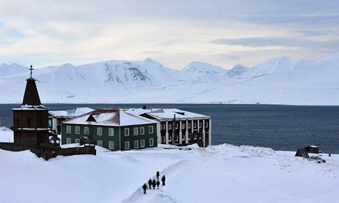 Russian Scientific Arctic Expedition to be established on Spitsbergen
