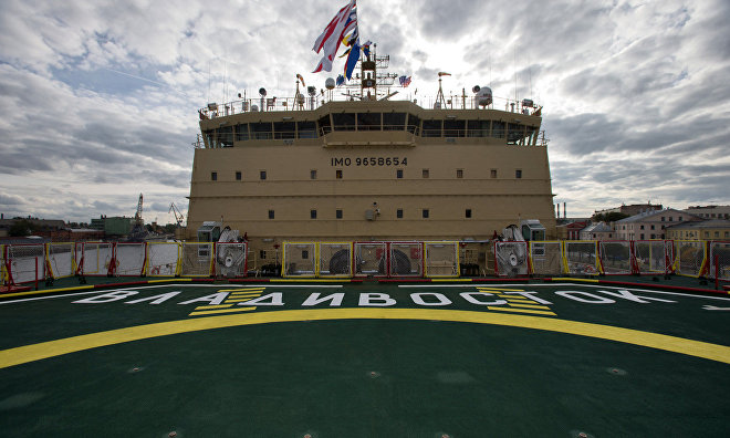 Murmansk, Vladivostok icebreakers to take part in Kara Sea trials