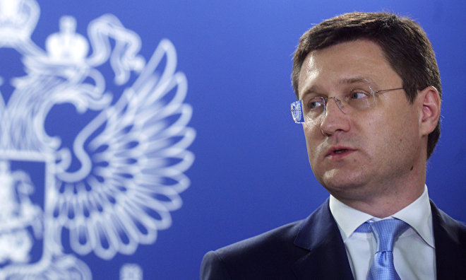 Novak: Projects on the Arctic shelf will continue despite low oil prices