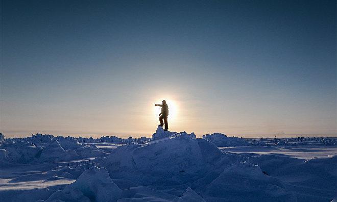 Three views on Arctic development