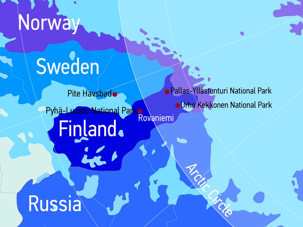 Turizm Finland
