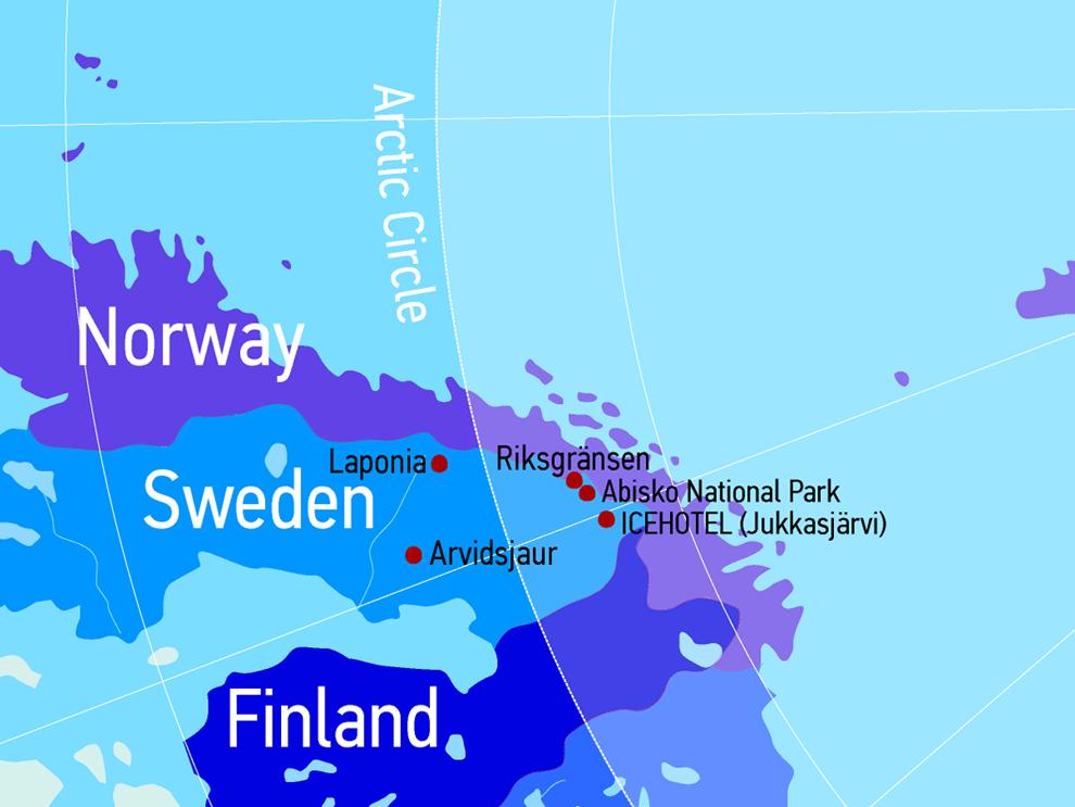 Turizm Sweden