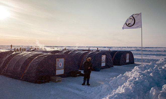 Barneo Ice Camp: A drifting polar research facility