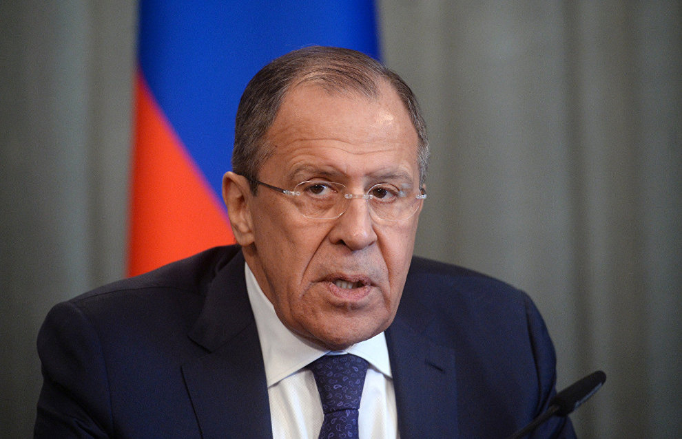 Lavrov: Environmental issues in the Arctic are being used for political ends