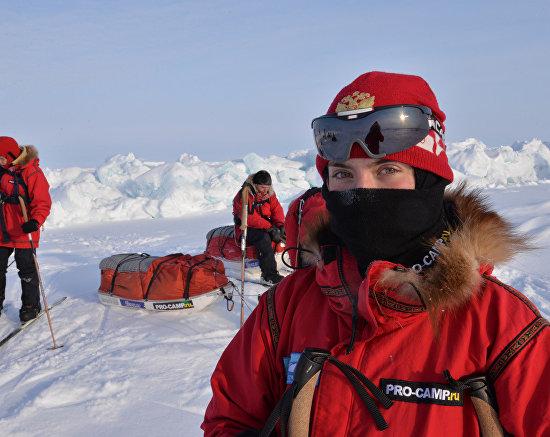 Девятая молодёжная экспедиция «На лыжах – к Северному полюсу!»