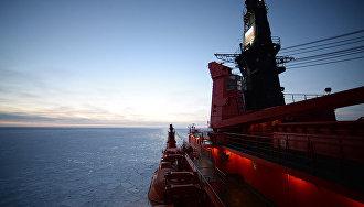 Первый патрульный корабль ледокольного типа для ВМФ РФ заложили в Петербурге