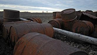 С островов Арктики в 2016 году вывезут более 2 тыс. т опасного металлолома