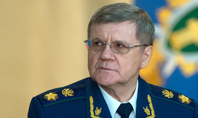 Russia's prosecutor general: Absence of a framework law on the Arctic blunts the efficiency of its exploration