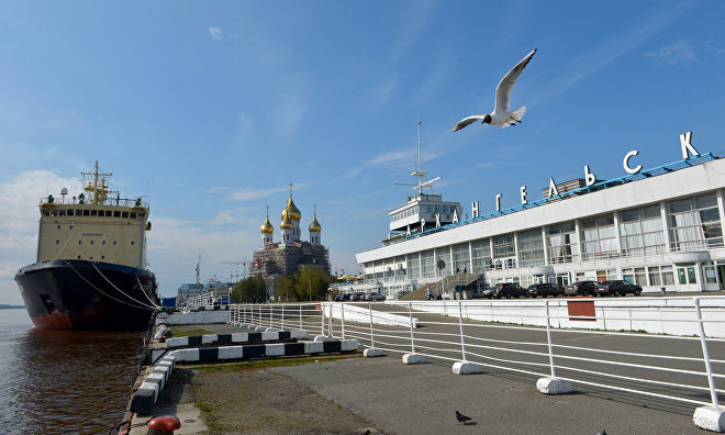 """Arkhangelsk and Severodvinsk to celebrate anniversary of Arctic allied convoy """"Dervish"""""""