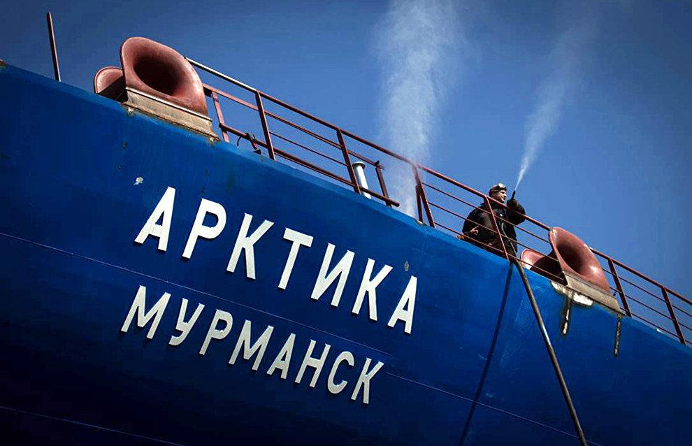 Все помещения ледокола «Арктика» планируют подготовить к отделке до июня