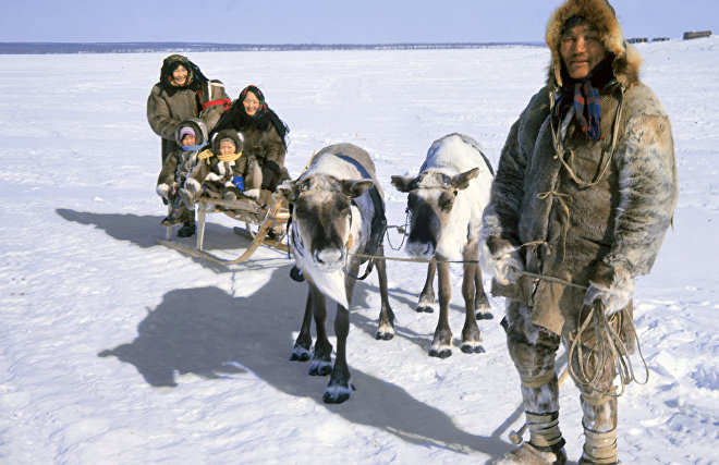 В ООН представили первый том альбома о культуре коренных народов Якутии