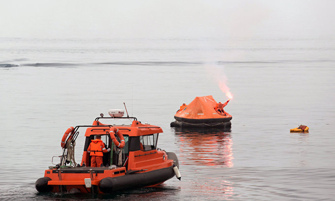 US invites Russia and other Arctic countries to join sea rescue exercise