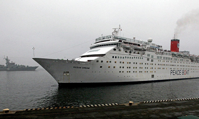 Foreign cruise lines to be required to notify Russian authorities of their Arctic routes