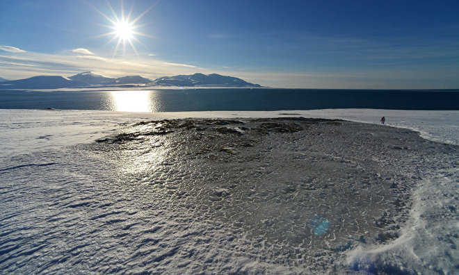 Drones to be used for Arctic climate research