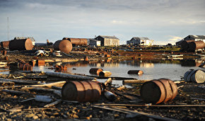 Volunteers recruited in Yamal Peninsula to clean up Bely Island