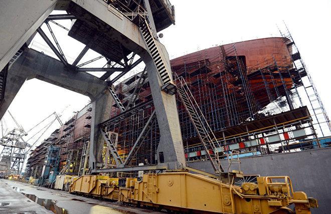Three billion rubles to be spent on new super icebreaker's documentation