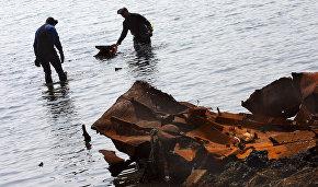 Военные завершили очистку Заполярья в этом году, собрав 750 т металлолома