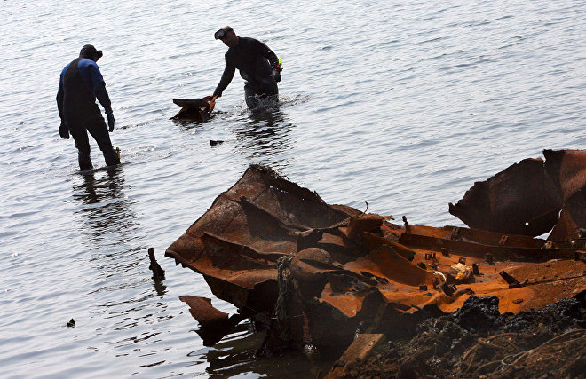 Russian military gather 750 tons of scrap metal during 2021 Arctic cleanup campaign