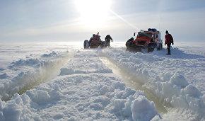 Экспедиция «Великий Северный путь»
