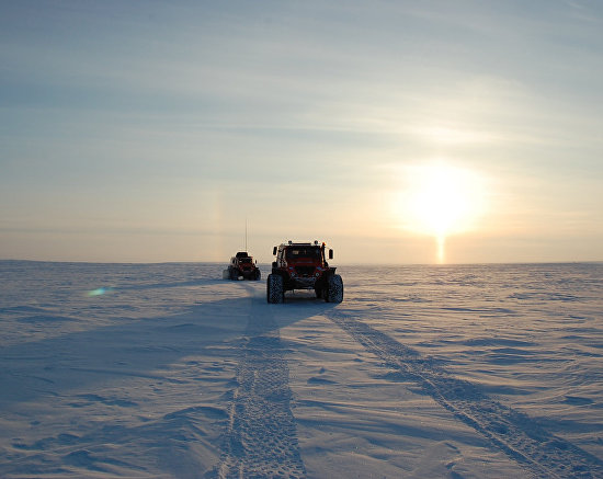 The Great Northern Route expedition
