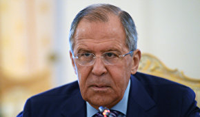 Lavrov: The borders of the Russian sector in the Arctic can be revised only as regards its expansion