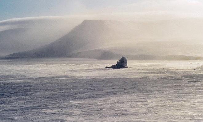 Финляндия планирует создать базу данных о загрязнении воздуха в Арктике сажей и метаном