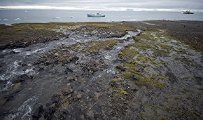 Northern Fleet hydrographers discover unknown islands off Novaya Zemlya