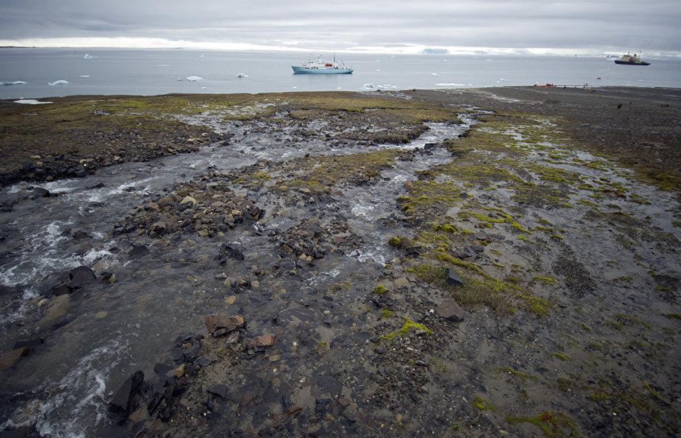 Гидрографы Северного флота открыли неизвестные острова в районе Новой Земли