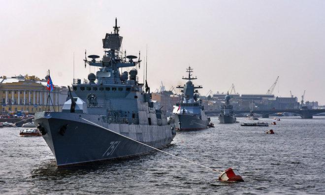 Northern Fleet to start warship exercise in September