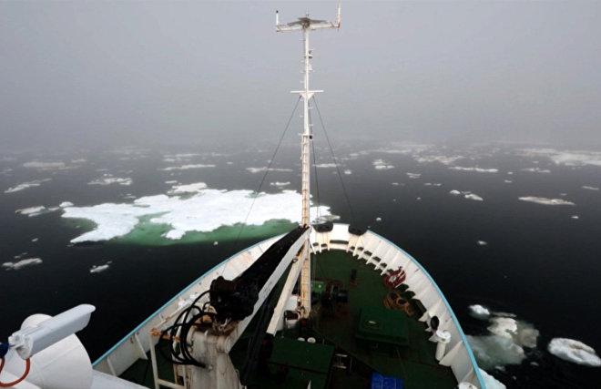 Arctic Floating University's Novaya Zemlya expedition sets sail on June 10