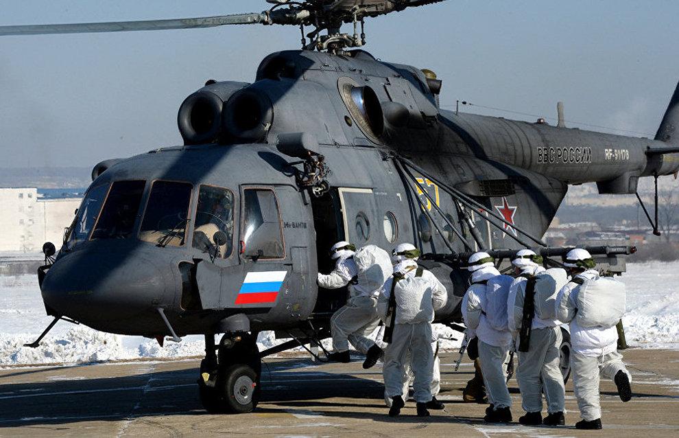 All airborne troops to undergo Arctic training