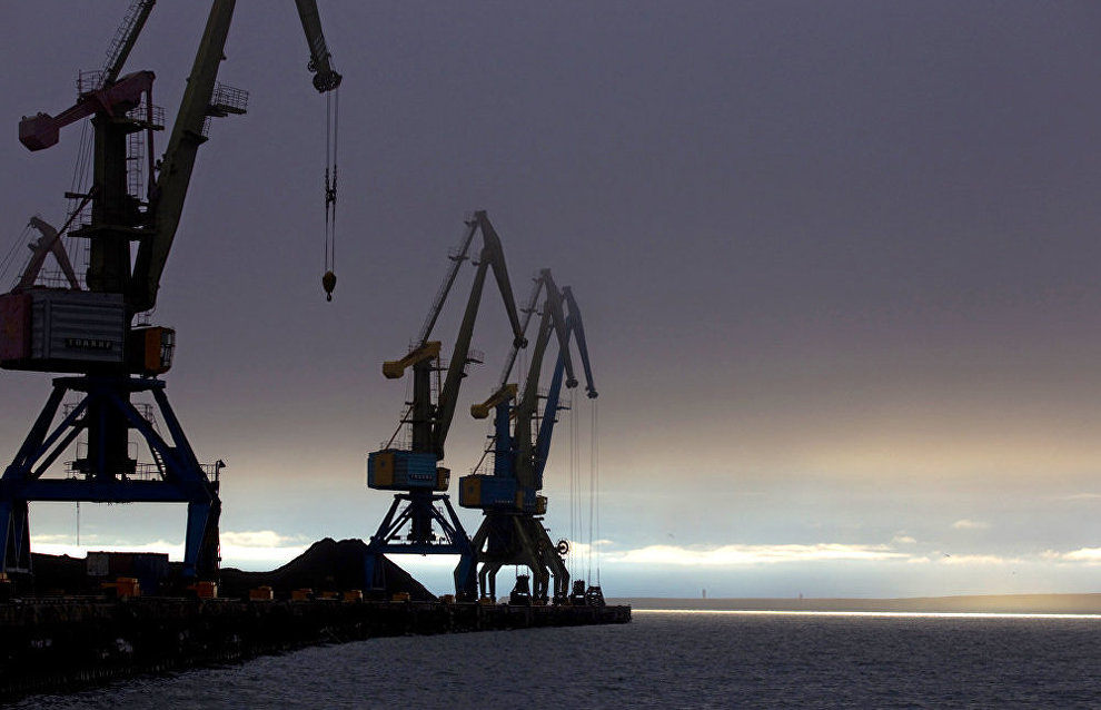 Chukotka Governor: Pevek port to boost annual freight turnover to 500,000 metric tons within 10 years