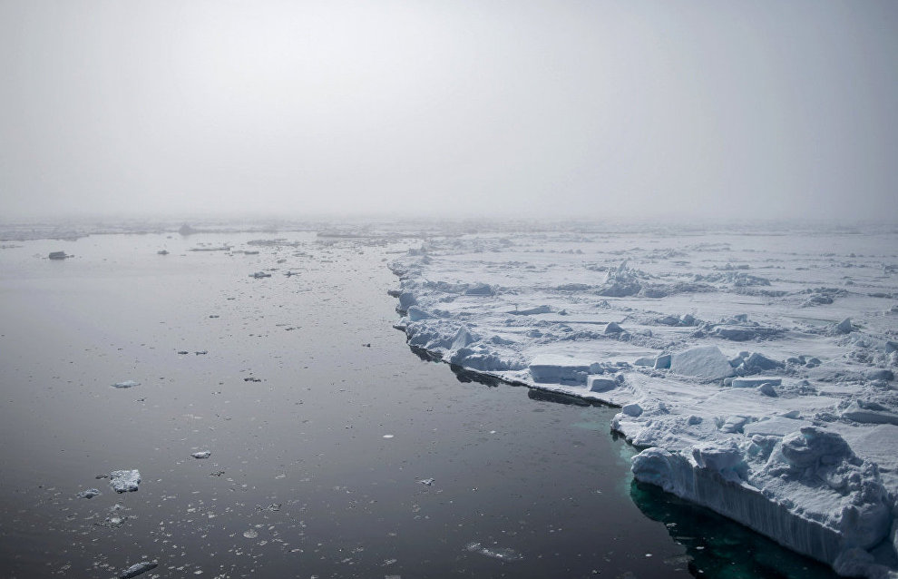 Ice melting in Greenland threatens to expose nuclear waste